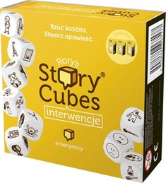 gry i puzzle: Story Cubes: Interwencje – gra