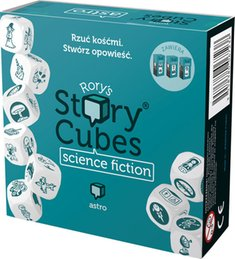 gry i puzzle: Story Cubes: Science Fiction – gra