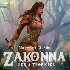 audiobooki: Tropiciel: Zakonna – audiobook