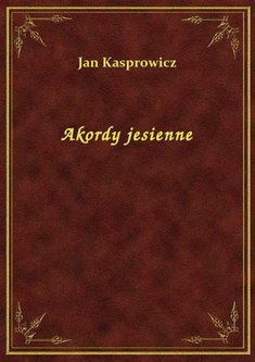 ebooki: Akordy jesienne – ebook