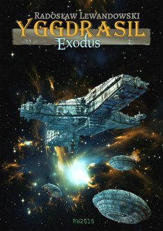 ebooki: Yggdrasil, tom 2. Exodus – ebook