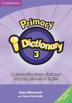 słowniki i translatory: Primary i-Dictionary Level 3 DVD Single classroom – gra