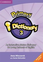 słowniki i translatory: Primary i-Dictionary 3 DVD – gra