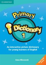słowniki i translatory: Primary i-Dictionary 1 CD – gra