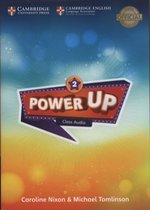 programy edukacyjne: Power Up 2 Class Audio CDs – gra