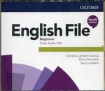 programy edukacyjne: English File Beginner Class Audio CDs – gra