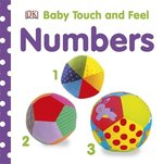 Baby Touch and Feel Counting – książka