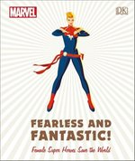 Marvel Fearless and Fantastic! – książka