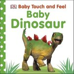 Baby Touch and Feel Baby Dinos – książka