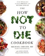 diety: The How Not To Die Cookbook – książka
