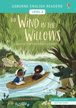 English Readers Level 2 The Wind in the Willows – książka