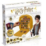 gry logiczne: Top Trumps Match Harry Potter White – gra