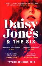 Daisy Jones and The Six – książka