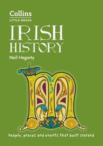 Collins Little Books Irish History – książka