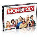 gry strategiczne: Monopoly Big Bang Theory – gra