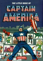 The Little Book of Captain America – książka
