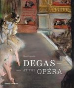 Degas at the Opera – książka
