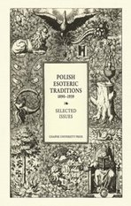 Polish Esoteric Traditions 1890-1939. Selected Issues – książka