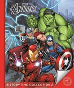 Marvel Avengers: Storytime Collection – książka