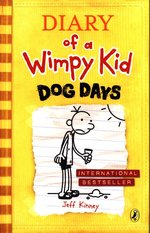 Diary of a Wimpy Kid Dog Days – książka