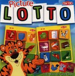 gry logiczne: Picture Lotto – gra