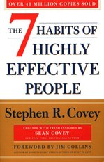 poradniki : The 7 Habits Of Highly Effective People – książka