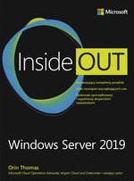 Windows Server 2019 Inside Out – książka