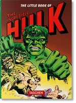 The Little Book of the Incredible Hulk – książka