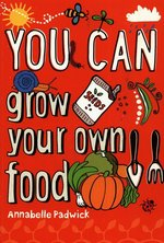 You Can grow your own food – książka