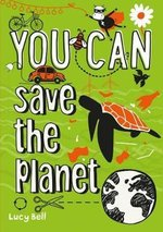 You Can save the planet – książka