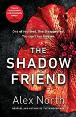 The Shadow Friend – książka