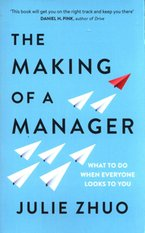 The Making of a Manager – książka