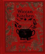 parapsychologia, okultyzm, magia: Wiccan Kitchen A Guide to Magical Cooking & Recipes – książka