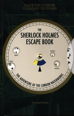 dom, ogród, hobby, rekreacja: The Sherlock Holmes Escape Book The Adventure of the London Waterworks – książka