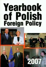 Yearbook of Polish Foreign Policy 2007 – książka