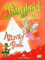 Fairyland 4 Activity Book – książka