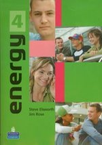Energy 4 Students' Book with CD – książka