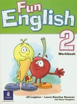 Fun English 2 Workbook – książka