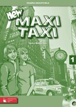 New Maxi Taxi 1 Teacher's Resource Pack – książka