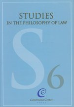 Studies in the Philosophy of Law vol. 6 – książka
