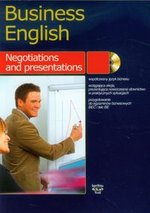 Business English Negotiations and presentation z płytą CD – książka