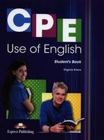 CPE Use of English Student's Book – książka