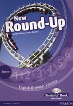 New Round Up Starter Student's Book + CD – książka