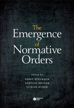 The Emergence of Normative Orders – książka