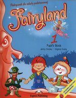 Fairyland 1 Pupil's Book + e-book – książka