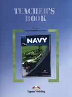 Career Paths Navy Teacher's Book – książka