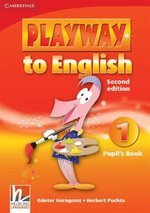 Playway to English 1 Pupil's Book – książka