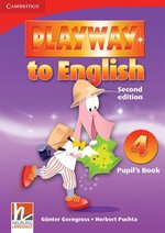 Playway to English 4 Pupil's Book – książka