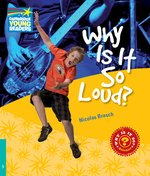 Why Is It So Loud? Level 5 Factbook – książka