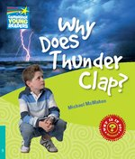 Why Does Thunder Clap? Level 5 Factbook – książka